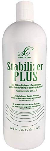 Smart Care Stabilizer Plus The After-Relaxer Conditioner with Penetrating Foaming Action 32 oz