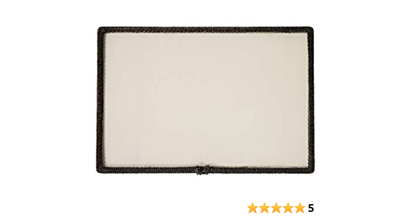 Wood Stove Replacement Ceramic Glass 9//16 /× 4-5//8