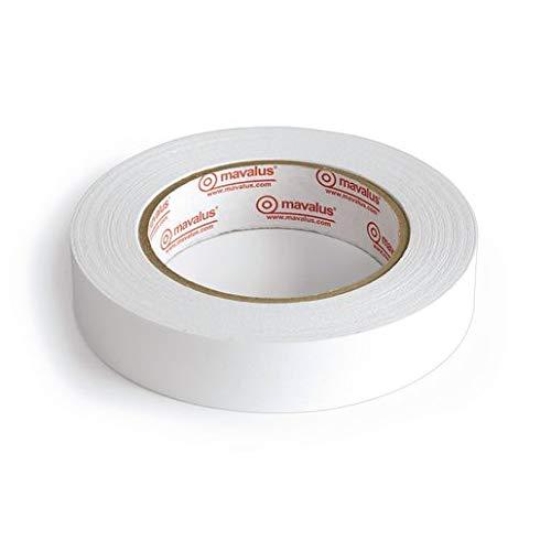 Mavalus Tape 1'' X 45 YDS White (Large)