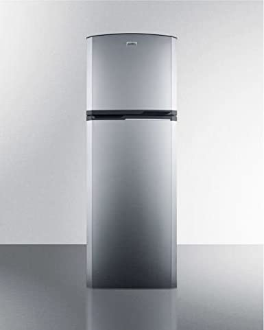 Amazon.com: Summit Frost-Free Small Refrigerator with Ice ...