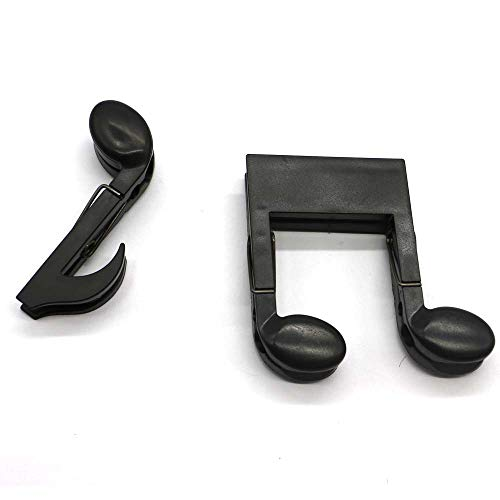 (PCTC 2PCS Multi-Purpose File Clamp Sealing Clips Drying Cloth Clothespin Hanger Page Holder Folder Book Clips Arts Gifts Decoration Clips Food Sealing Clip)