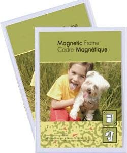 Flexible slip-in pocket magnet frame Our price is for 4 units - 3.5x5
