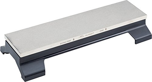 DMT D12EF-WB 12 inch Dia-Sharp Bench Stone - Extra Fine/Fine With Base by DMT (Diamond Machining Technology) (Image #1)