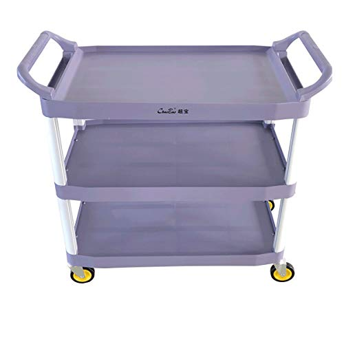 Z GRILLS 3-Shelf Rolling Service Cart ()
