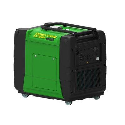 Lifan ESI 7000iER-Efi-CA Energy Storm Digital Inverter Generator, Green