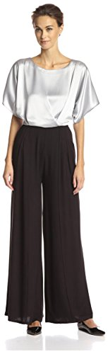 A.B.S. by Allen Schwartz Women's Color Block Jumpsuit