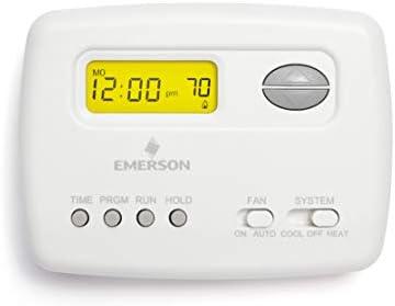 Emerson 1F78-151 - Termostato digital programable de una ...