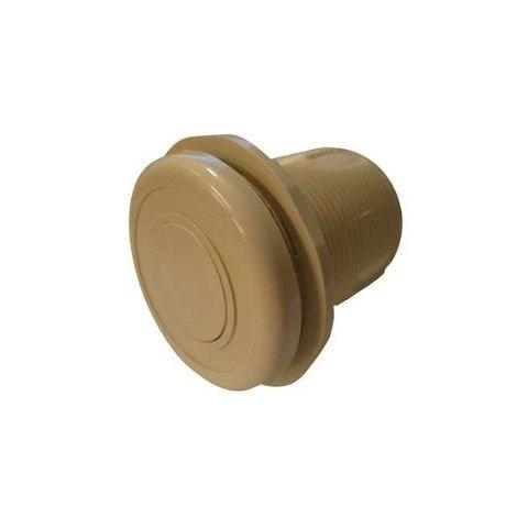 (Allied Innovations Air Button, 10 Bone Beige)
