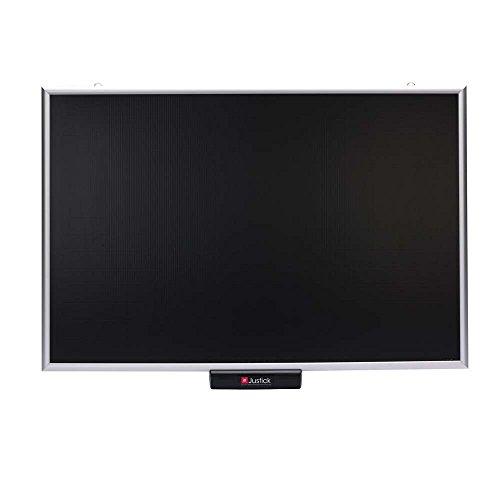 Justick by Smead, Display & Bulletin Board Standard Aluminum Frame, 36