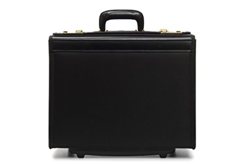 korchmar-captain-professional-wheeled-case-black