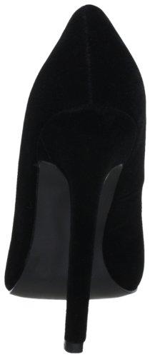 Noir blk 20 Sexy Velvet Escarpins Pleaser Femme z60q7