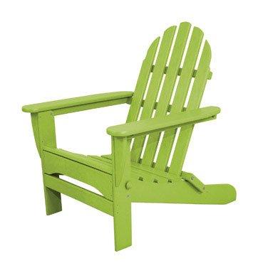 Poly-Wood Inc Ivy Terace Lime Adironk, Poly-Wood Inc