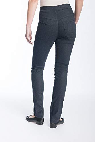In Da 65 Donna 536 Elasticizzati Christoff Flanella Pantaloni 90 Grafite Xx0IwqO5