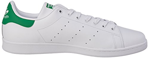 Deporte Smith Stan Roto running fairway Adidas White Footwear Unisex Adulto Blanco running White Zapatillas De Originals 51X5qwE