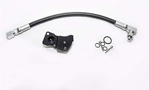 CP4 Disaster Prevention Bypass Kit For 2011-2014 Ford 6.7L Powerstroke Diesel 6.7 ()