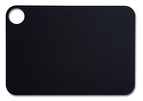 Arcos Snijplanken – Snijplank – Hars en Cellulose Fibre 33 x 23 cm (13×9″) en 6,5 mm (0,3″) dikte – Zwart