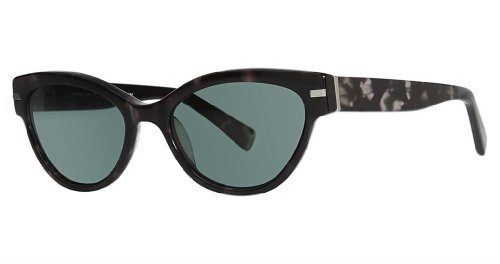 Seraphin Neoclassic Polarized Chicago Sun Sunglasses in Black Tokyo - Sunglasses Chicago In