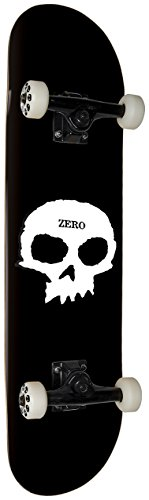 Zero 10534233 Single Skull Black/White 8.0Fu Complete
