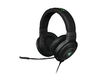 3549de1a5a3 Amazon.com: Razer Kraken 7.1 Surround Sound Over Ear USB Gaming ...