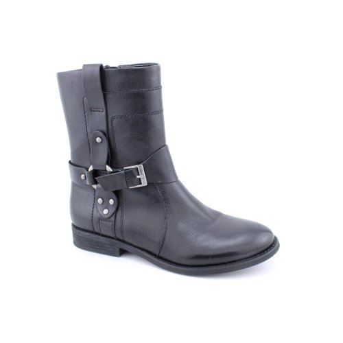Ashtree Black Marc Black Motorcycle Boot Womens Fisher qvvxwarnY8