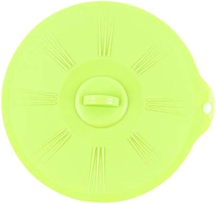 LnLyin Tapas de succión de Silicona para microondas Reutilizables ...