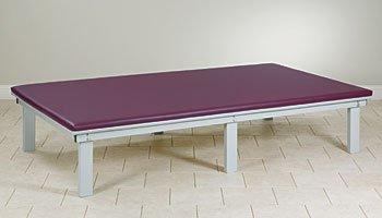 Upholstered mat platform 4'x7' CLINTON ALPHA SERIES MAT PLATORMS For Physical Therapy - Exercise Equipment - Fitness Item# 230-47 7' Mat Platform