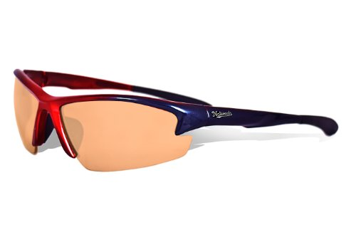 MLB Washington Nationals Scorpion Sunglasses with Bag, Red and Navy, - Kohl's Sunglasses