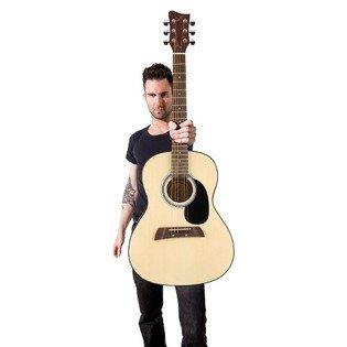 """First Act 222 36"""" Acoustic Guitar Pack (AL3610)"""