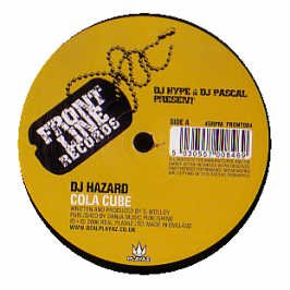DJ Hazard - DJ Hazard / Cola Cube / Ninja Technique - Amazon ...