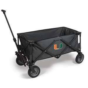 PICNIC TIME NCAA Miami Hurricanes Adventure Wagon