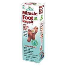 Miracle Miracle of Foot Repair Cream Aloe 4 Oz