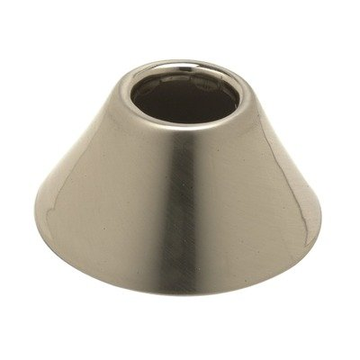 Grip Bell Flanges Finish: Polished Nickel