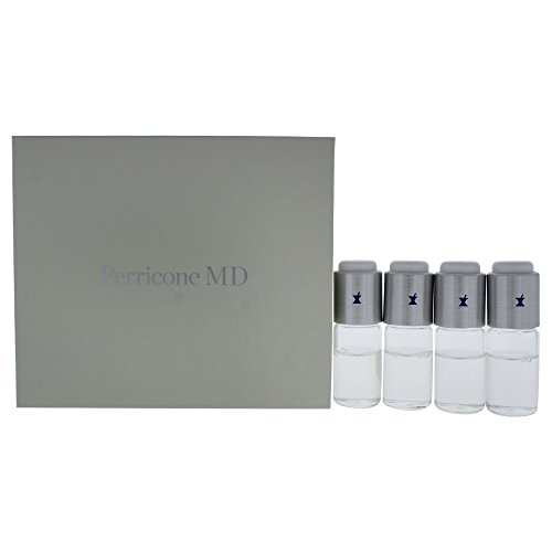Perricone MD H2 Elemental Energy Advanced Renewal Infusion Serum for Women, 4 Count