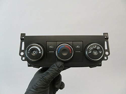(Hiscarpart #3558A Chevy Impala OEM Dash Temp AC Heat AIR Climate Control)