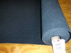 Raptor 48 X 5 Yards Installation Carpet Charcoal - Raptor BC3605