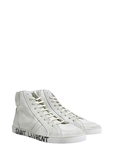 alte pelle bianca in Mens Sneakers 5328740m5009030 Laurent Saint zqUUd