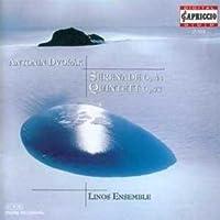 Dvorák: Wind Serenade and Double-Bass Quintet