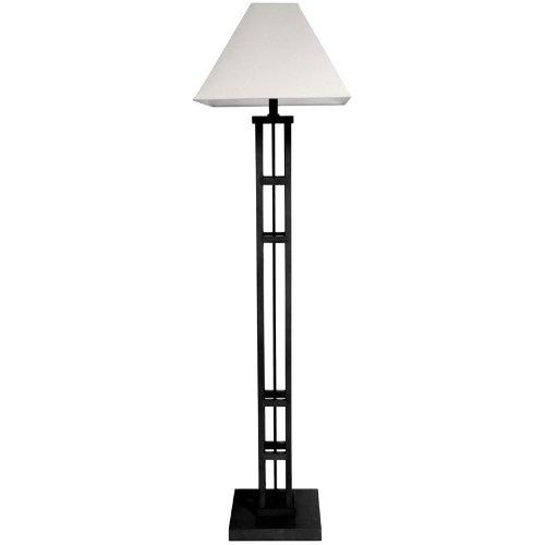 Lamp Asian Floor (ORIENTAL FURNITURE 62