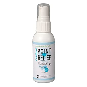Point Relief 11-0700-12 ColdSpot Spray, 2 oz Bottle (Case of 12)