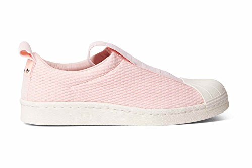 Adidas Originals Vrouwen Superstar Slipon W Sneaker Ijsroze / Off White
