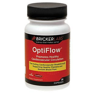 OptiFlor Promotes Healthy Cardiovascular Circulation (30 Capsules)