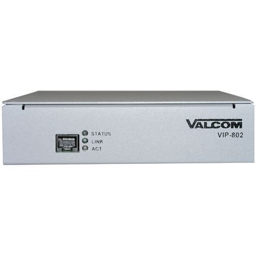 Valcom VIP-802A Dual Enhanced Network Audio Port