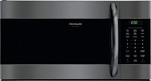 "Frigidaire FGMV176NTD 30"" Gallery Series Over the Range Microwave with 1.7 cu. ft. Capacity in Black Stainless Steel"