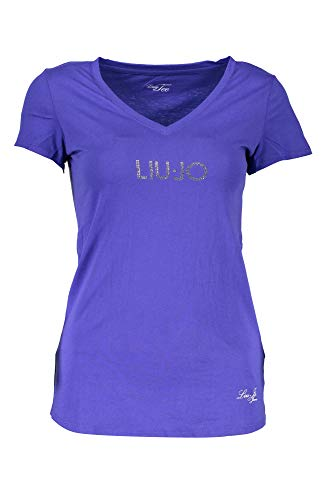 Viola Jo Jc231 83963 Donna Corte Wxx015 Liu T shirt Maniche mOv8Nn0w