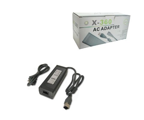 Xbox 360 Replacement AC Power Adapter Power supply