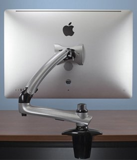 NewerTech NuMount Pivot Desk Mount for iMac and Apple Displays by Newer Tech