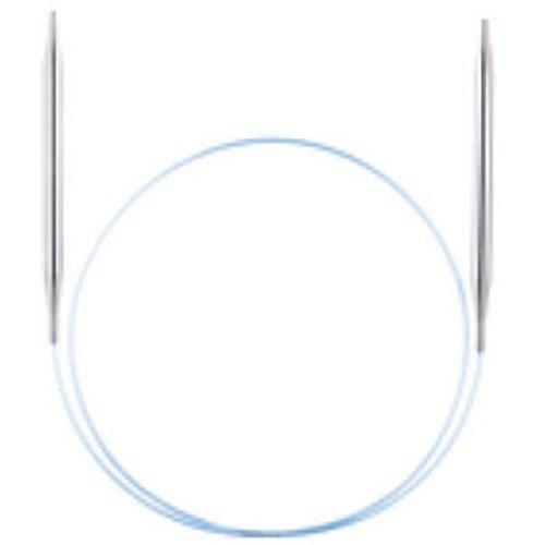 - addi Turbo Circular 60-inch (150cm) Knitting Needle; Size US 10.5 (6.50 mm) by addi