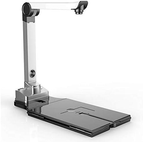 10MP HDドキュメントカメラ、ポータブルブックドキュメントスキャナー、最大サイズA4、多言語OCR、USB、プロフェッショナルソフトウェア、SDK&Twain for Development