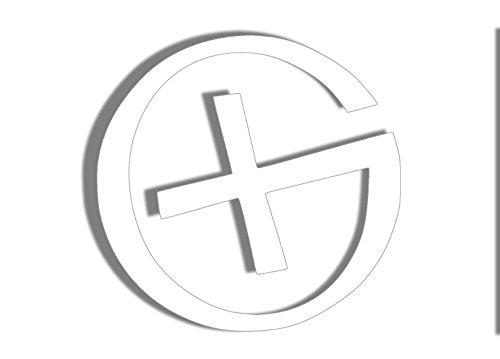 Geocaching Symbol - Bumper Sticker / Window Decal