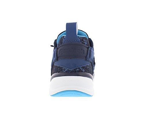 Men's Batik Fashion Reebok Indigo Gw Blue Furylite Sneaker Calfn dzPqw4